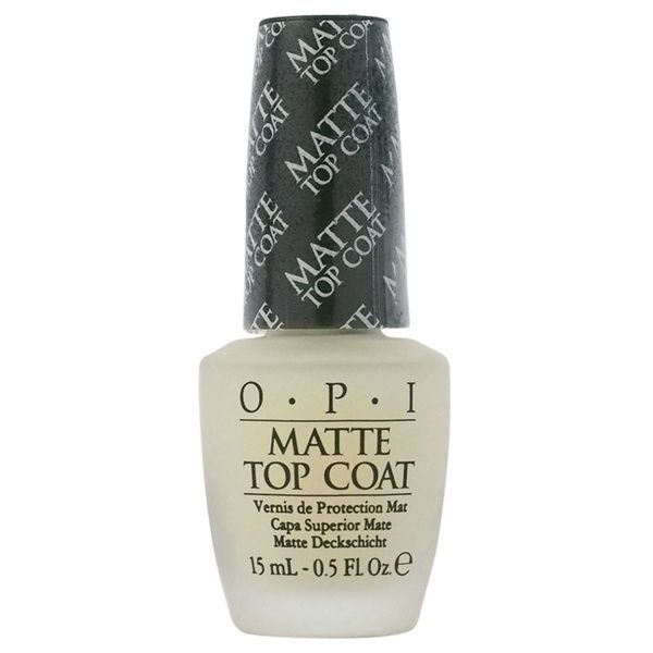 Matte Top Coat NT T35 by OPI for Women – 0.5 oz Nail Polish