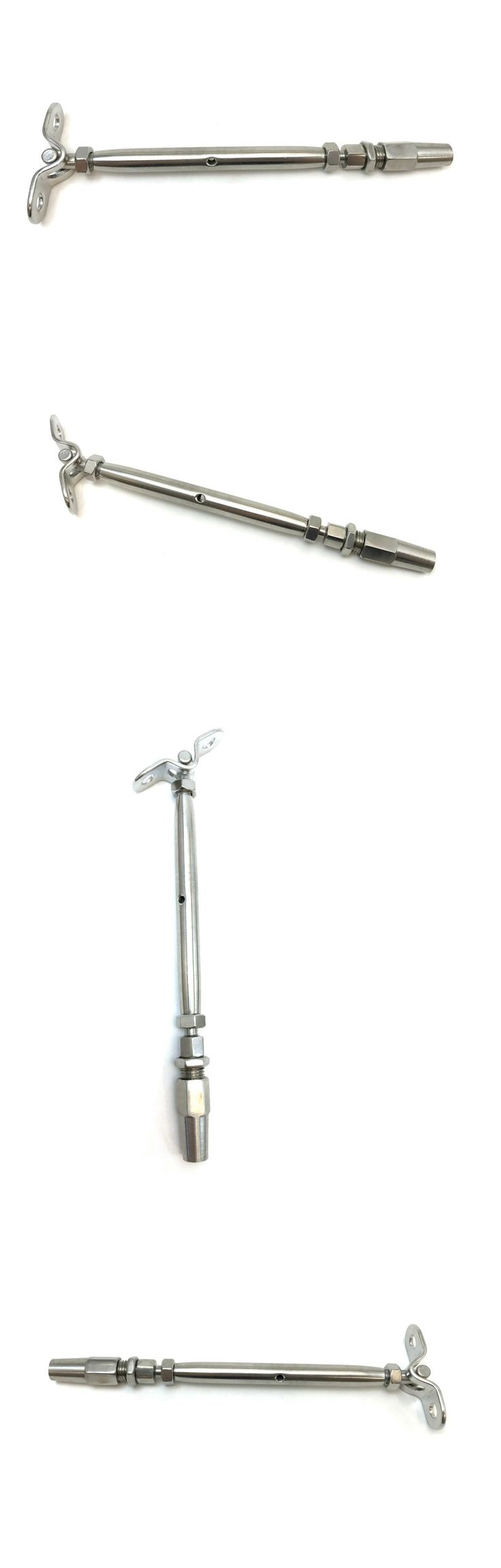 Other Home Building and Hardware 20594: Swageless Turnbuckle Deck Toggle For 1 8 Cable Marine Grade 316 Stainless Steel -> BUY IT NOW ONLY: $144.97 on eBay!