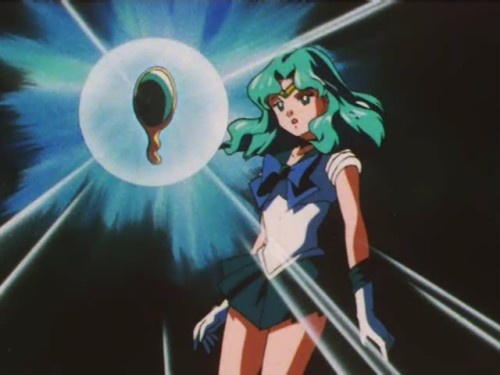Sailor Neptune. Flawless.