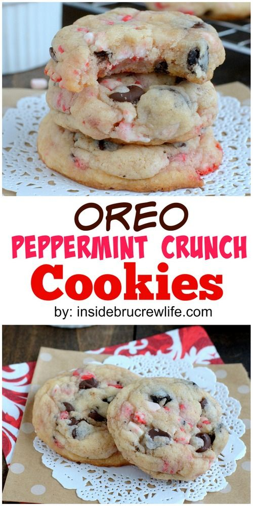 This easy peppermint Oreo cookie will disappear just as fast as you make them: