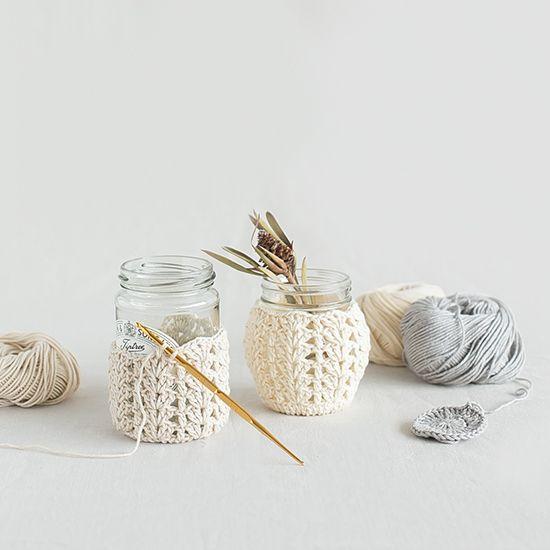 かぎ針編みペットボトルケース|編み物キットオンラインショップ・イトコバコ