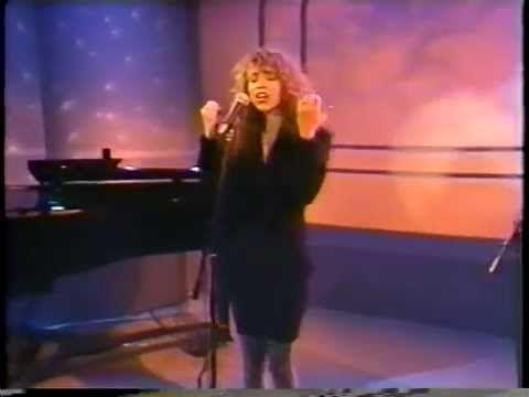Mariah Carey sings Vision of Love on Good Morning America 1990