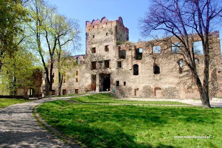 Zabkowice Slaskie Castle, PL