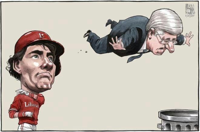 ..Canadian politics