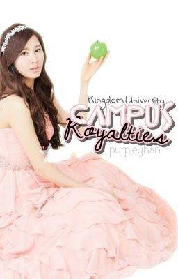 Kingdom University: Campus Royalties - Chapter 6 - purpleyhan