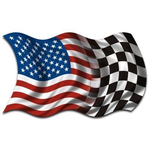 American/Nascar Flag