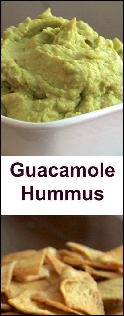 1000+ ideas about Guacamole Hummus on Pinterest | Hummus ...