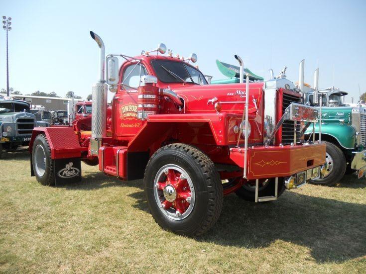 Old B Model Mack Trucks | Craigslist B Model Mack Trucks ...