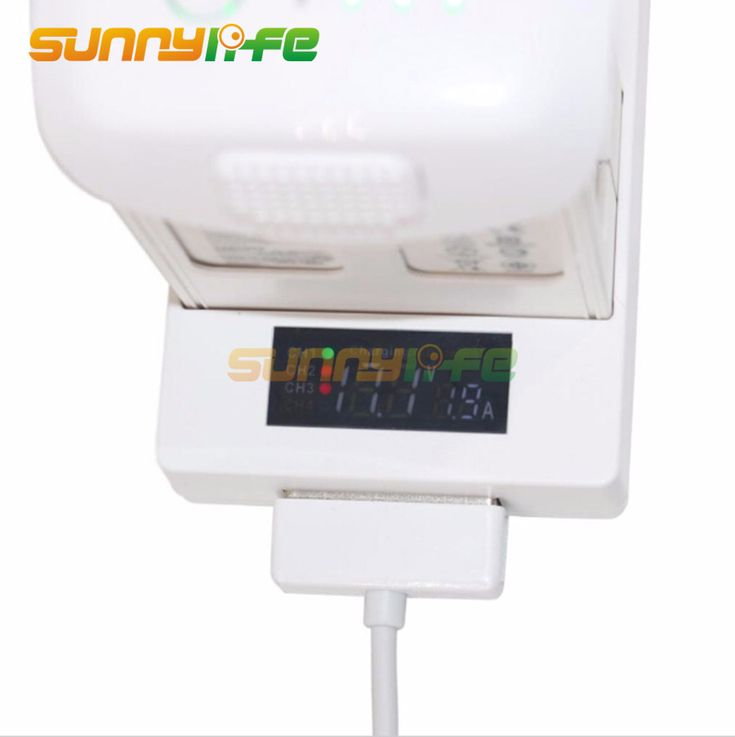 Battery Parallel Charging Hub Charging Board 3IN1 with Digital Display for DJI Phantom 4 All Series. Click visit to buy