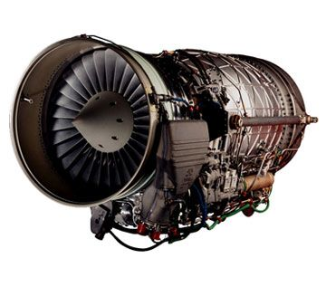 F124 - Honeywell Aerospace