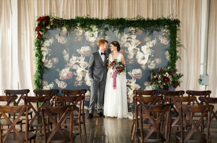 Einzigartige Industrie Art-inspiriert Hochzeit  - Artinspiriert, Einzigartige, Hochzeit, Industrie - Mode Kreativ - http://modekreativ.com/2016/08/11/einzigartige-industrie-art-inspiriert-hochzeit.html