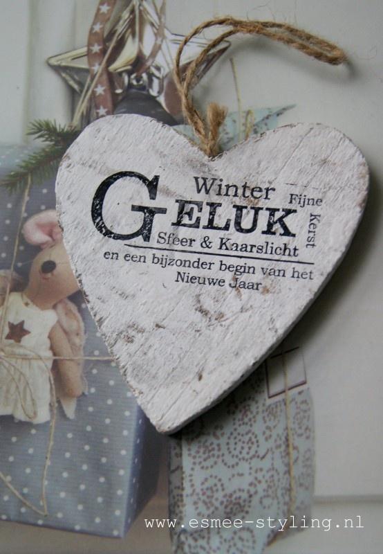 Winter Wish in Dutch