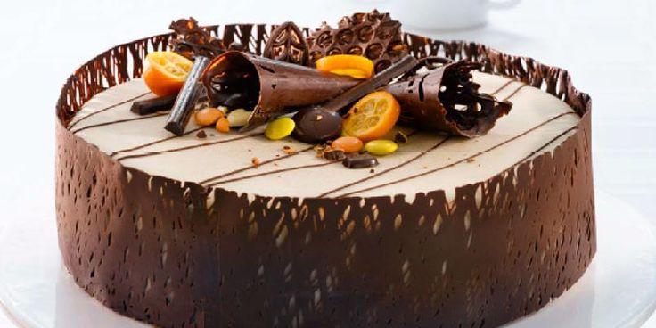 Alice`s sjokoladekake - Dette er vinneren av sjokoladekakekonkurransen på Klikk høsten 2011.