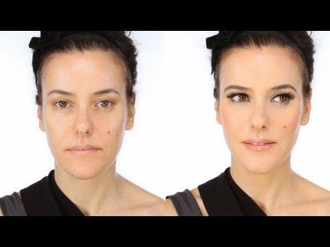 Party Makeup Tutorial by Lisa Eldridge, one of my fav makeup artists