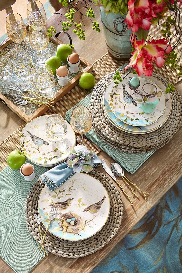 Nature Lovers, Pier 1 Has Captured The Beauty Of The Great Outdoors To  Enjoy Indoors. Dishwasher Safe Earthenware, Our Field Notes Dinnerware  Collection .