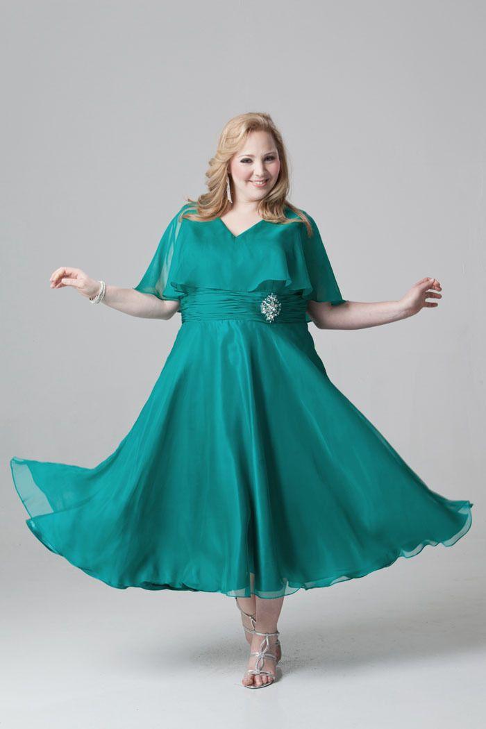 28 best Plus size green bridesmaid dress images on Pinterest
