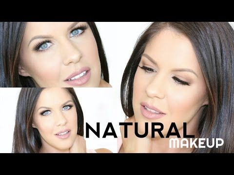 MY GO TO EVERYDAY MAKEUP LOOK | SOFT & NATURAL - YouTube