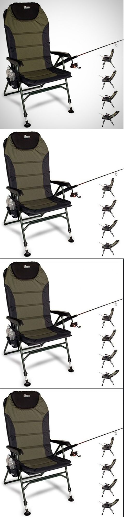 Furniture amp accessories 26 quot camo padded folding anti gravity chair - Chairs And Seats 19985 Fishing Chair Outdoor Adjustable Legs Comfort Fun Portable Folding Cup Holders