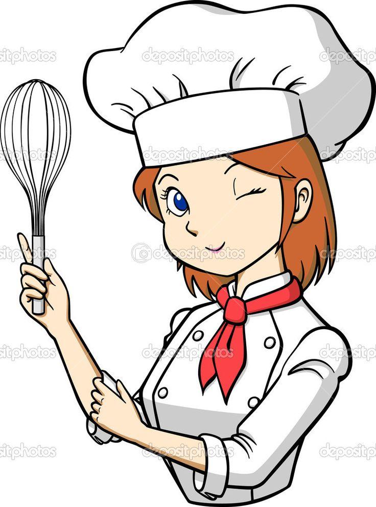 Cocinar con un batidor ilustraci n de stock 10671474 for Ideas para cocinar