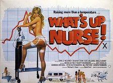 What's Up Nurse! (1978) $19.99; Stars Nicholas Field, Felicity Devonshire and John Le Mesurier.