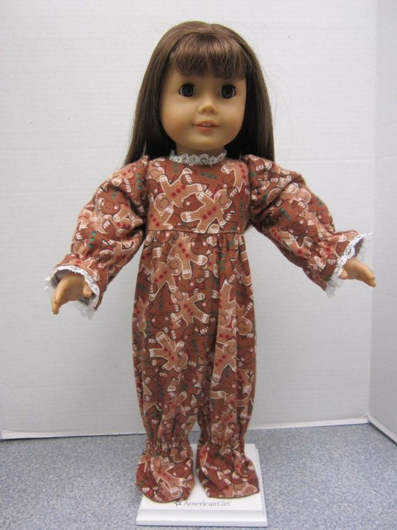 39 best images about american girl doll pjs onsies on ...