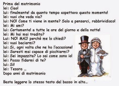 #umorismo #matrimonio