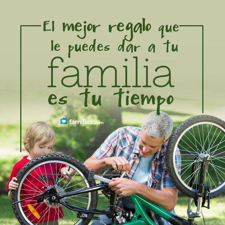 Dale Tiempo a tu familia