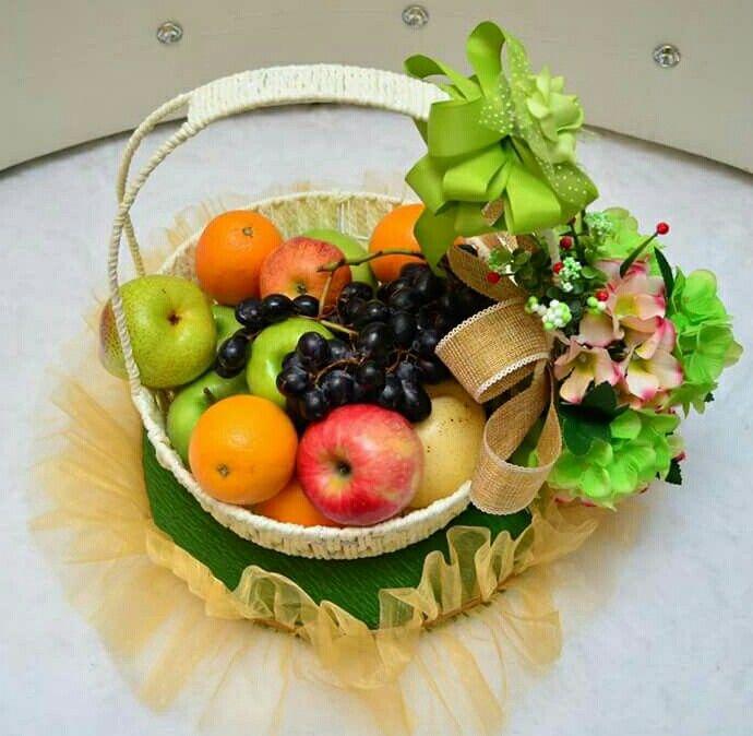 Dulang hantaran fruits