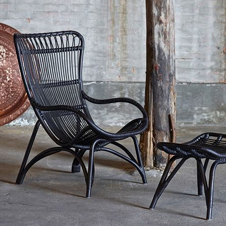 Rotan tuinstoel Sika design, Monet Chair