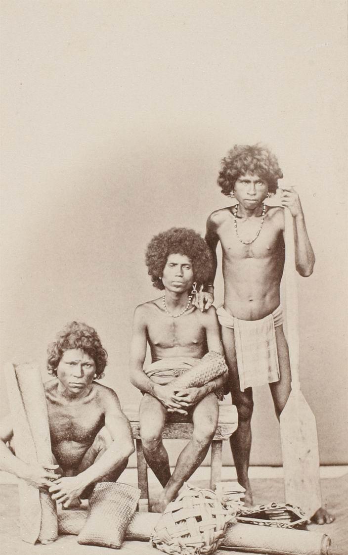 Alifuru's, Ceram 1870