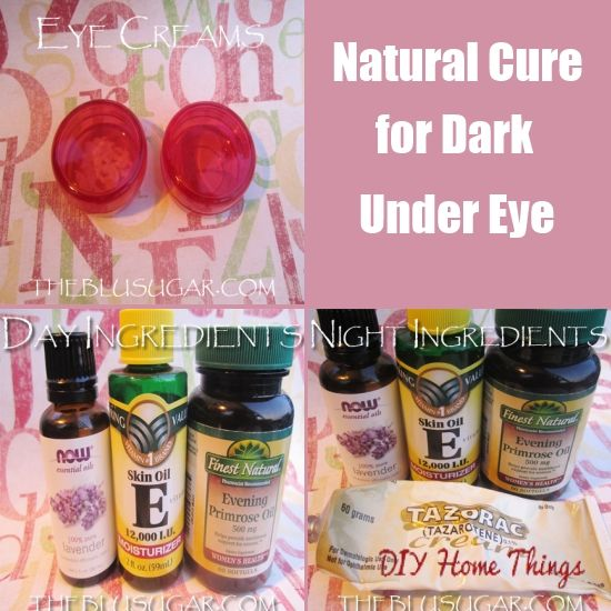Natural Cures For Under Eye Darkness And Puffines 117