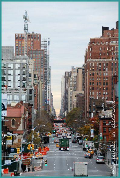 New York City #lapatataingiacchetta