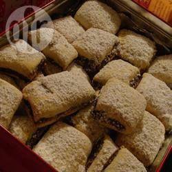 Cucidati (biscoitos italianos com figo seco) @ allrecipes.com.br