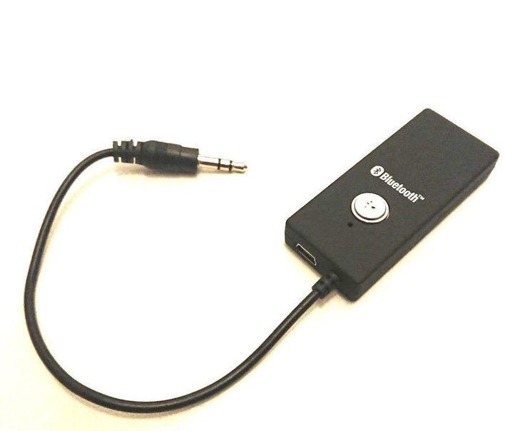 HIFI KFZ Bluetooth Audio Adapter Empfänger Wireless Dongle Radio Musik Sound AUX