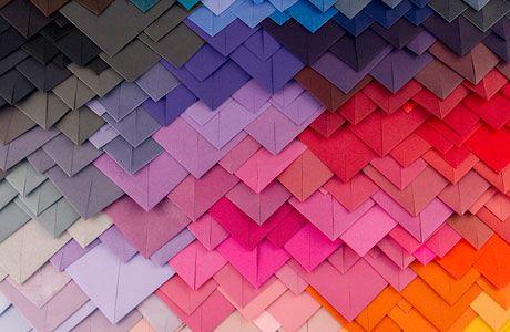 Paper Art by Maud Vantours