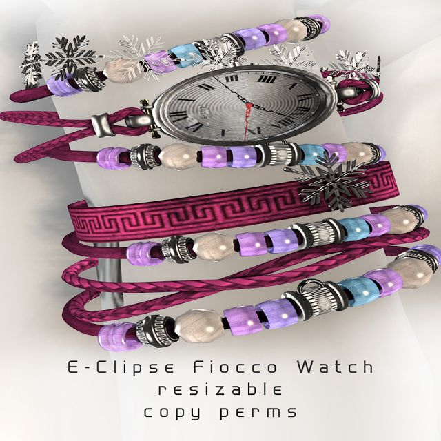 E-CLIPSE - FIOCCO WATCH