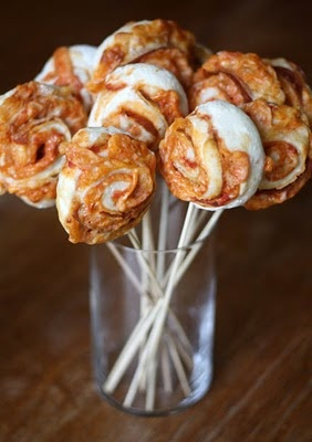Bustled Blog: Wedding Food on a Stick - morning after brunch - Tyler would love these!