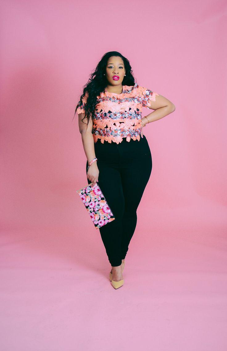 14 best plus size images on Pinterest | Curvy girl fashion, Body ...