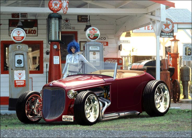 Ideas for my new street rod (More at pinterest.com/gary5mith/ideas-for-my-new-street-rod/)  : Hot Rod by ~TutChez on deviantART