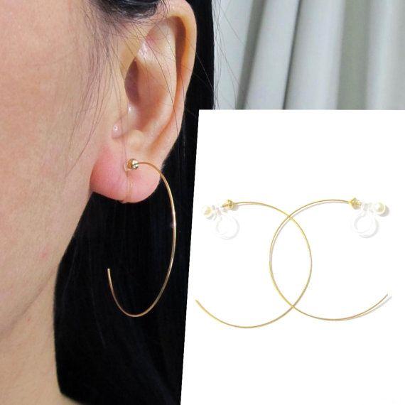 best 25 clip on earrings ideas on pierced earrings