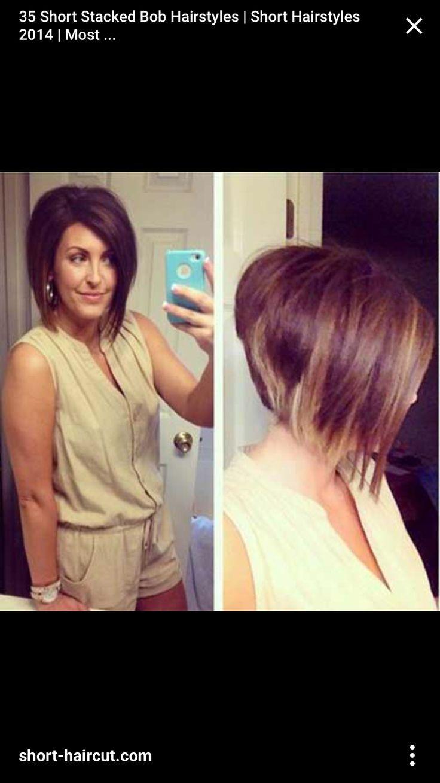 My fall 2016 cut? | Hairstyles | Short hair styles, Hair ...