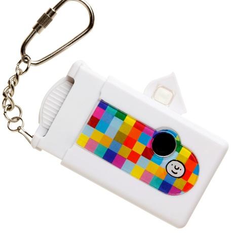 Power showel Nico Keychain Camera