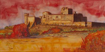 Author : Anónimo de la Piedra.Marchenilla Castle. Alcalá de Guadaira.Seville.Spain http://anonimodelapiedra.blogspot.com.es/