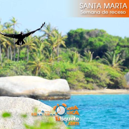 Aprovecha la semana de receso de Octubre, viaja a Santa Marta con tu familia desde COP 1.198.000 --> Conoce la promoción http://goo.gl/VBpujm