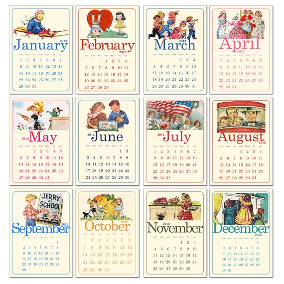 Dollhouse Photography Calendar : Images about dollhouse calendários on pinterest free