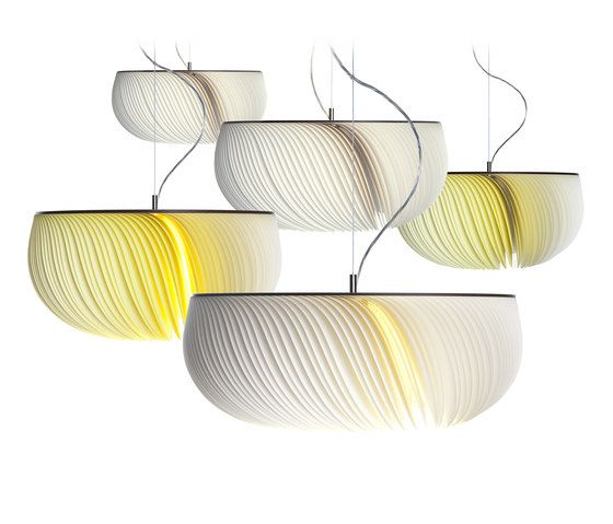 General Lighting   Suspended Lights   Moonjelly WHITE   Limpalux. Check It  Out On Architonic