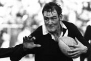 Sir Brian Lochore New Zealand All Blacks