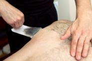 Male Waxing Sponsored Event for Ardgowan Hospice - 2nd and 3rd November