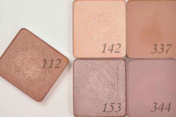 Unsung Makeup Heroes: Inglot Freedom System Eyeshadows » Makeup and Beauty Blog