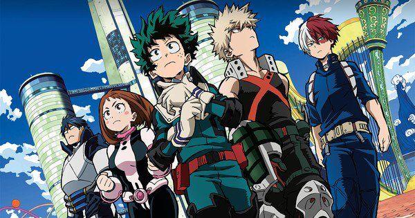 Interview My Hero Academia Creator Kohei Horikoshi Animasi Hollywood Manga